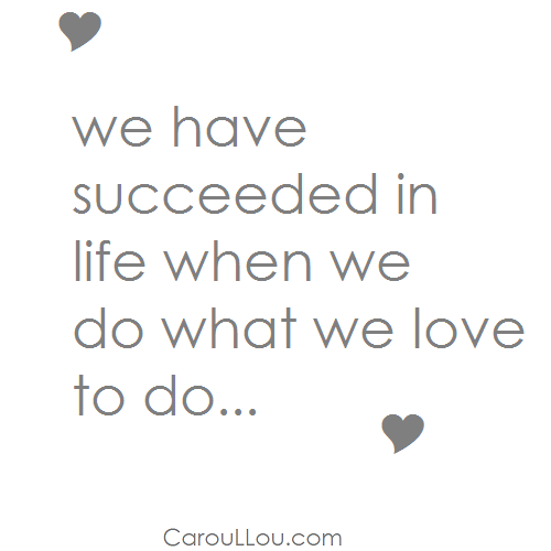 CarouLLou thought-
