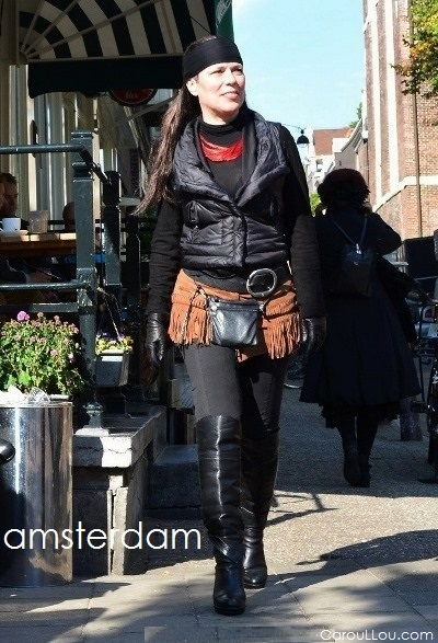 CarouLLou.com Carou LLou in Amsterdam Netherlands Travel Street style fashion chic-