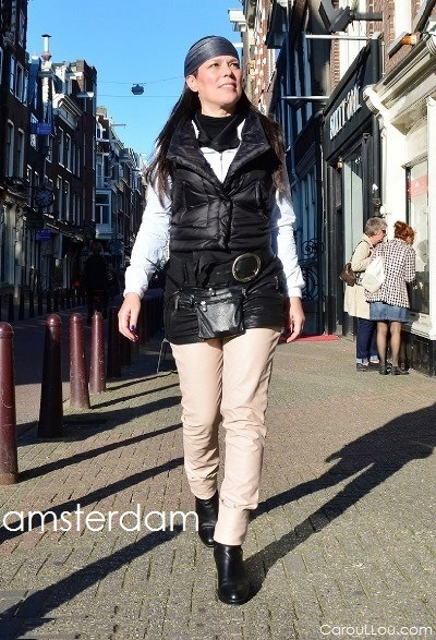 CarouLLou.com Carou LLou in Amsterdam Netherlands travel street style+-