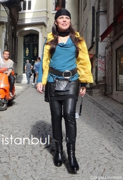 CarouLLou.com Carou LLou in Istanbul Turkey travel street style fashion -chic-