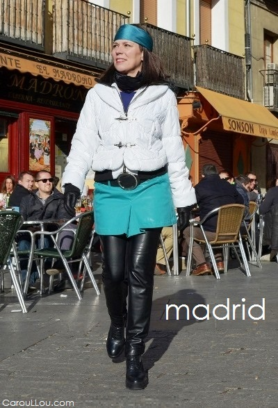 CarouLLou.com Carou LLou in Madrid Spain Travel street style -chic-