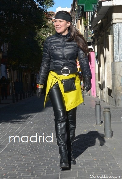 CarouLLou.com Carou LLou in Madrid Spain Travel street style chic fashion+-