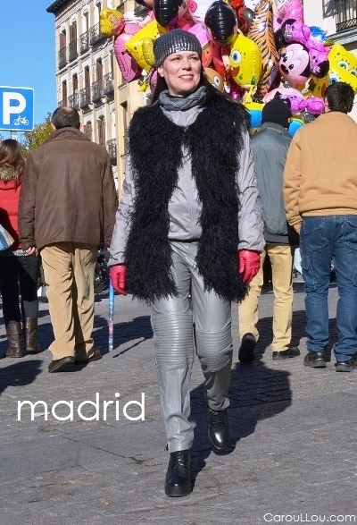 CarouLLou.com Carou LLou in Madrid Spain Travel street style fashion --