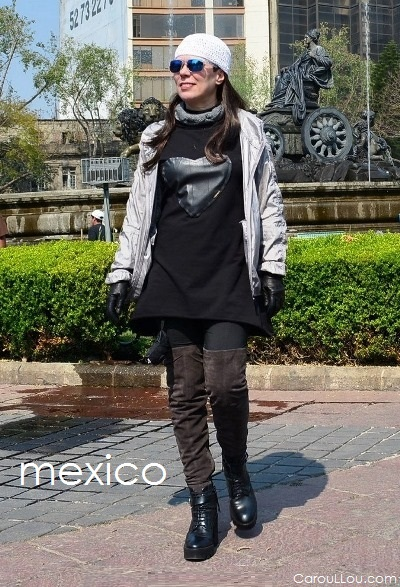 CarouLLou.com Carou LLou in Mexico city  Travel street style chic fashion-l-