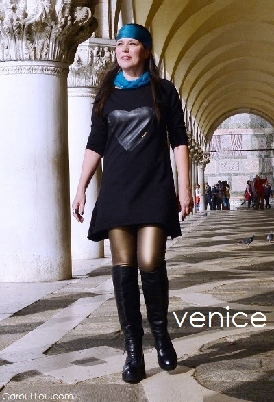 CarouLLou.com Carou LLou in Venice Italy travel street style-