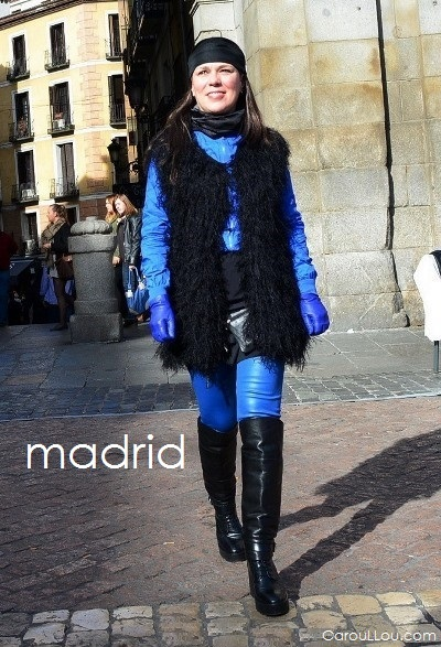 Caroullou 88 countries 23 years later - Madrid chic style ...